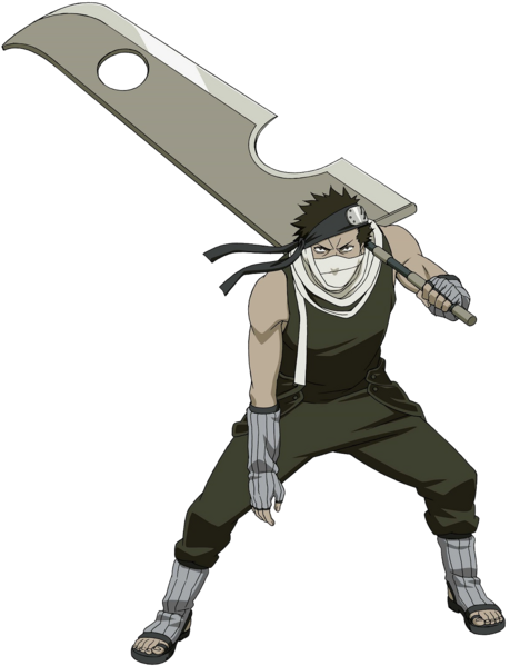Zabuza Momochi was the first major antagonist of the Naruto manga and anime series He was an Sclass Rogue Ninja from the Land of Waters Hidden Mist Village and the master and teacher of Haku Yuki