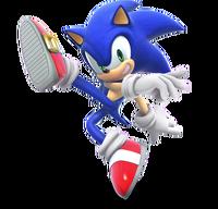 Sonic SSBU