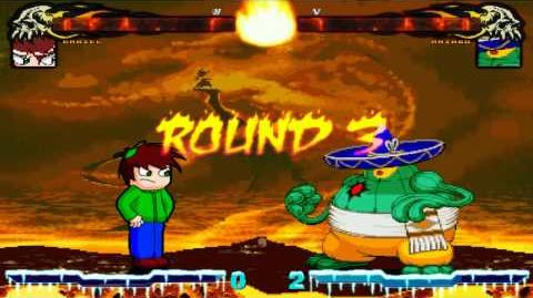 Mugen - I've always wanted to fight a cactus thing in Heck....