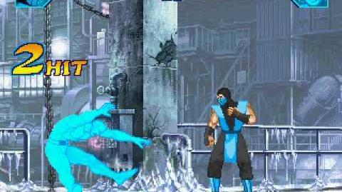SM Mugen - Sub-Zero vs Iceman