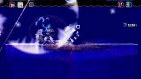 MUGEN Cheep-chomp & Goku ssj5 VS Chomper & B