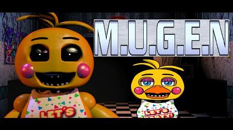 Toy Chica in Mugen