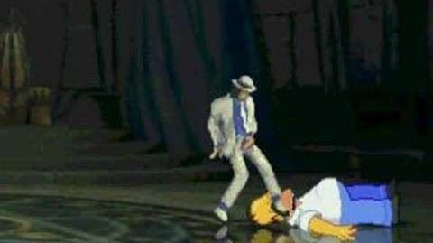 SM quickie Michael Jackson hates Homer?!?!?