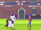 Canterlot High - Field
