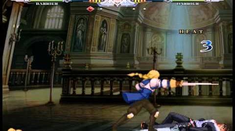 -MUGEN- Agrias Oaks (Yo) vs Squall Leonhart (AI)