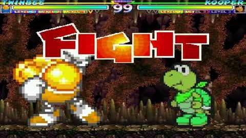 Mugen battle Twinbee vs Kooper
