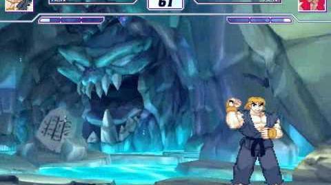 Mugen battle 2 Ken vs Ken