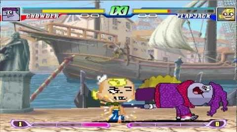 PM MUGEN Chowder vs FlapJack