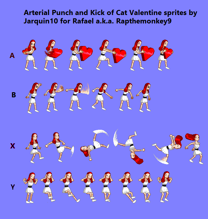 Arterial Punch And Kick Of Cat PNG