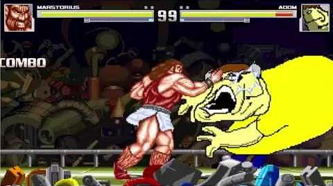 Brawl Mugen Two Crap Jumpers In One Heap Of Trash