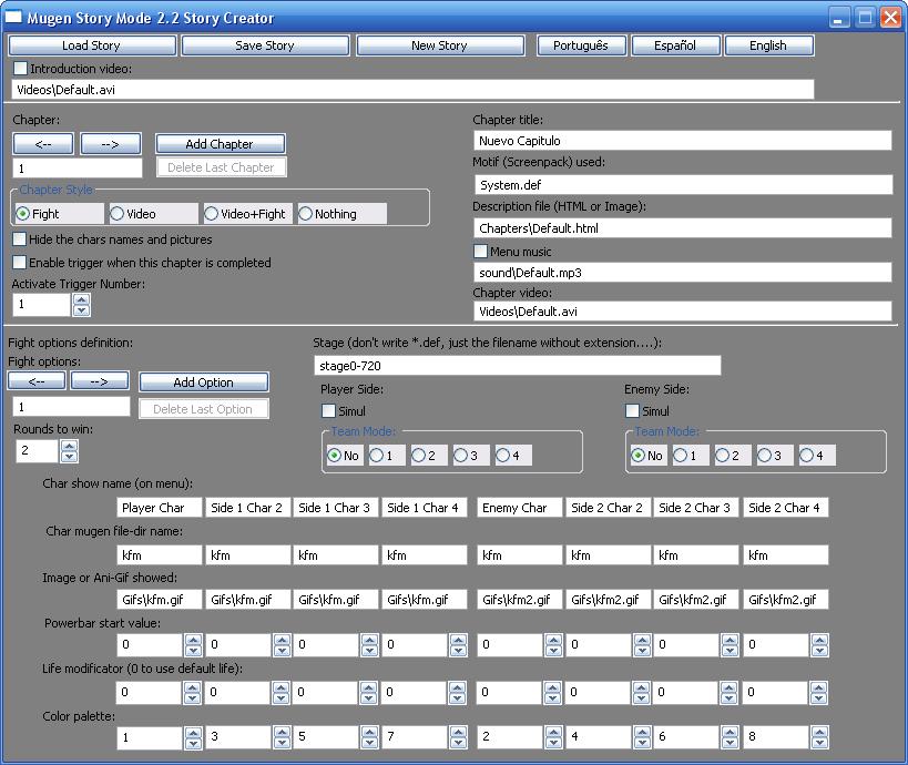 Mugen Story Mode | MUGEN Database | FANDOM powered by Wikia