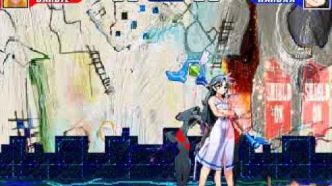 Mugen Battle 484 - Barbie VS Haruka Kutuna