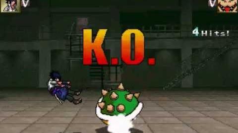 MUGEN Sasuke Uchiha Vs
