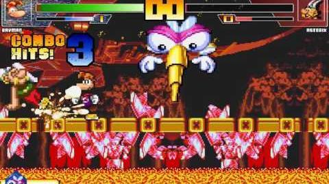 ST64 MUGEN Rayman vs Asterix