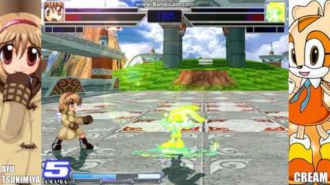 TBM Mugen Match 334 - Ayu Tsukimiya (me) vs