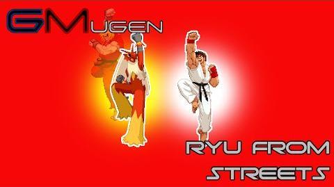 GMᴜɢᴇɴ - Ryu from Streets