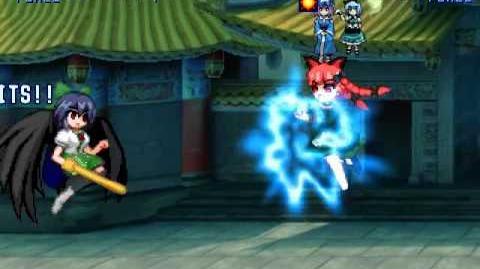 MUGEN Tricky Touhou - Rin B vs Utsuho B