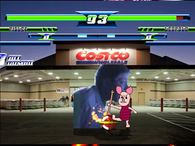 Costco Stage