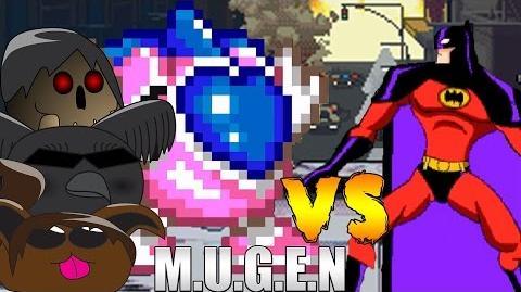 Winbee VS The Batman M.U.G.E.N