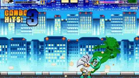 Latroy6 Mugen Chars (Silver The Hedgehog)