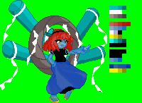 Kanako Undyne palette