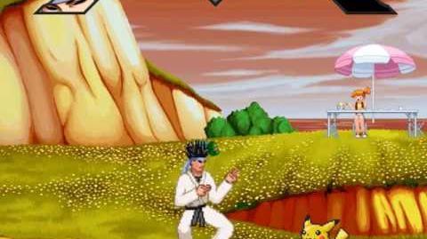 14thDoc Mugen Kung Fu Pikachu