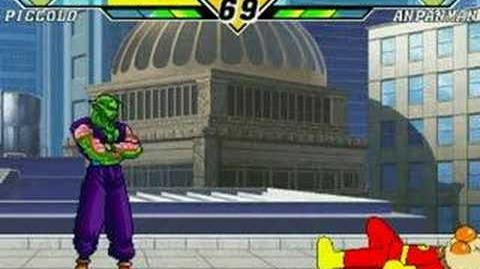 High Resolution M.U.G.E.N - Piccolo vs