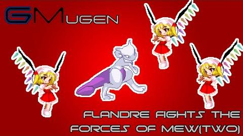 GMᴜɢᴇɴ - Flandre Fights the Forces of Mew(two)