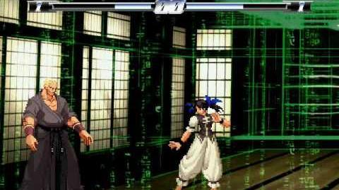 Hotaru vs Geese (Dojo Reloaded)