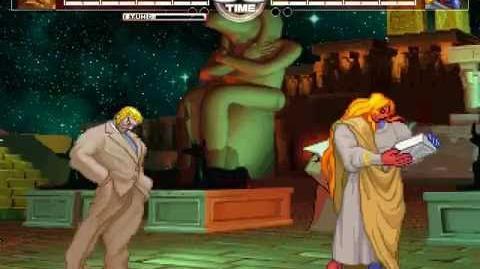 MUGEN Battle Bros - Urien vs Gill