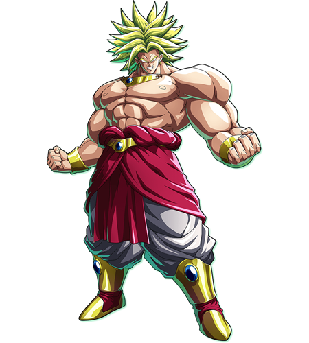 Broly | MUGEN Database | FANDOM powered by Wikia