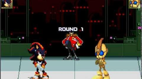 Mugen Shadow(me) vs Emerl(CPU)