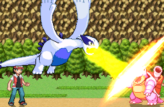 how to catch lugia in pokemon tower defense 2