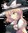 Marisa Kirisame/RicePigeon's first version
