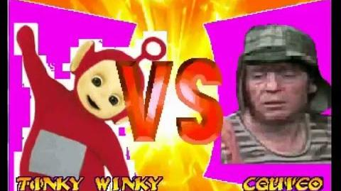 El Chavo VS Teletubies All Out War