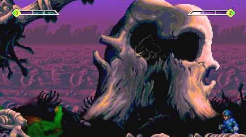 MUGEN - Megaman X vs Big Ogre