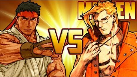 Mugen Ryu(Me) Vs Charlie