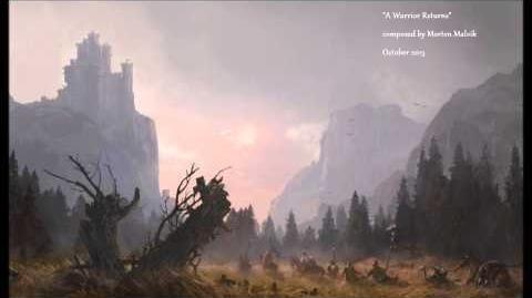 """A Warrior Returns"" (epic, adventure, orchestra)"