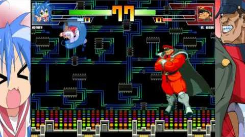 MUGEN Originally Guile vs M