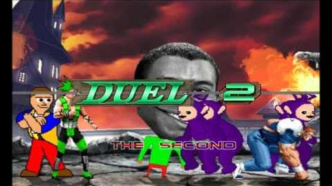 Mugen The Insanity vs Tinky Winky x4