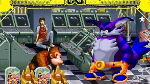 Persona Ultimate Mugen Battle 68 Donkey Kong vs Big the Cat