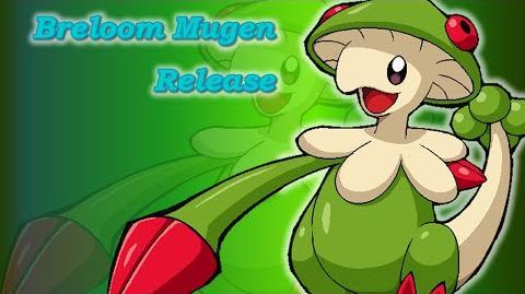 Mugen Breloom Beta WIP video and release