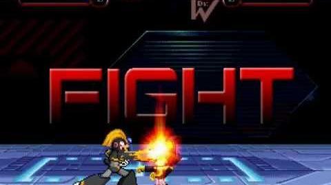 Mugen Battle Bass vs Metal Sonic