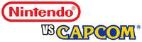 Nintendo vs. CAPCOM logo