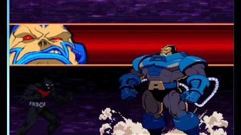 MUGEN BATTLE 237 Apocalypse & Superman Vs Batman Beyond & Multiple Man
