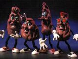 The California Raisins