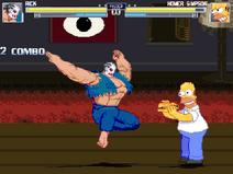 Rick Vs Homer
