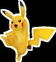 Pikachu Pokkén