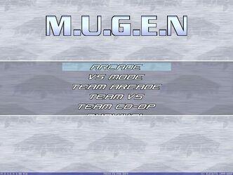 Mugen 1.0 RC7