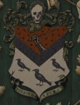 Family Crest House of Black